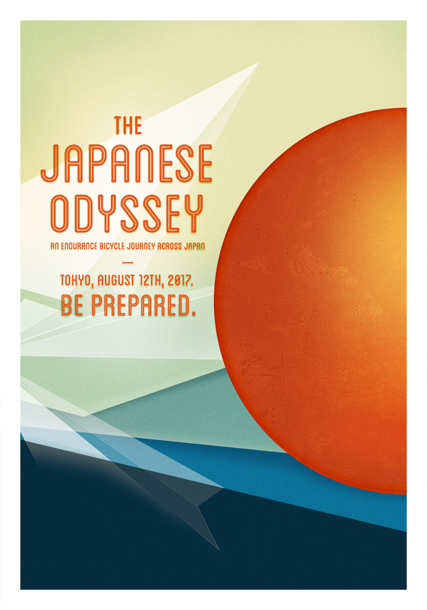 The Japanese Odyssey 2017